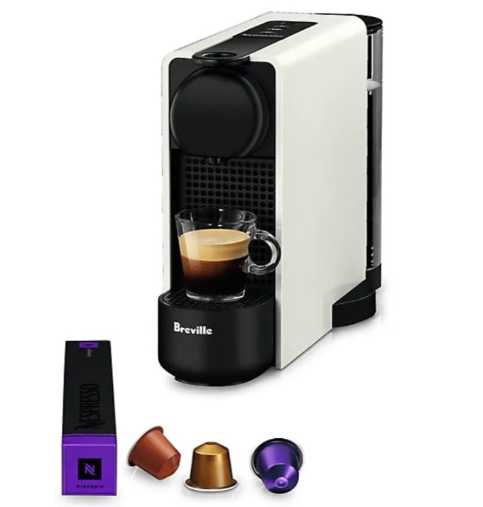 Nespresso by Breville Essenza Plus 胶囊咖啡机 139.99加元,原价 249.99加元,包邮