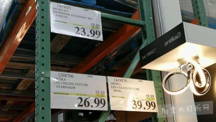独家!【加东版】Costco店内实拍,有效期至2月21日!多款室内植物.99起、雅顿超值装(价值5).99、青口减、糙米拉面.49、Epic专业发梳.97、鸡肉云吞.49!