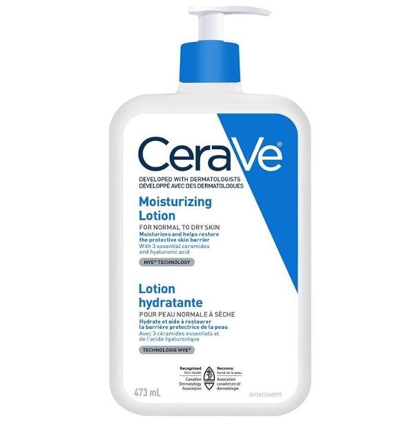 CeraVe 日常补水保湿乳液 含透明质酸 473毫升 14.39加元,原价 17.28加元