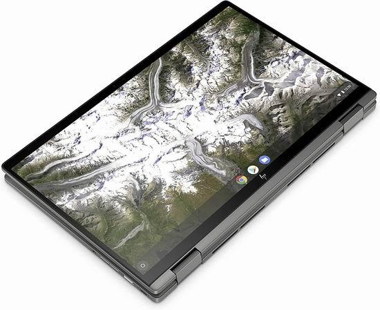 历史新低!HP 惠普 Chromebook x360 14英寸 触摸屏 谷歌笔记本电脑(8GB/64GB) 599.99加元包邮!