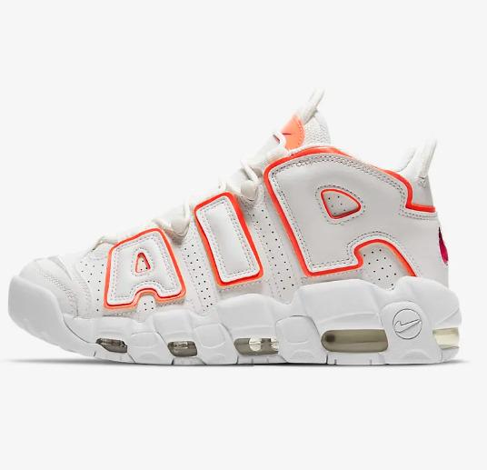 经典回归!Nike Air More Uptempo女士复刻运动鞋 210加元