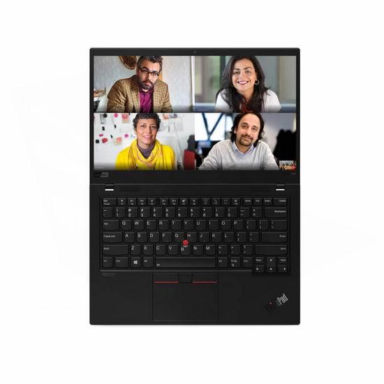 最后一天!Lenovo 联想 ThinkPad X1 Carbon  第八代 14英寸笔记本电脑(16GB/512GB SSD)3.7折 1369.99加元包邮!
