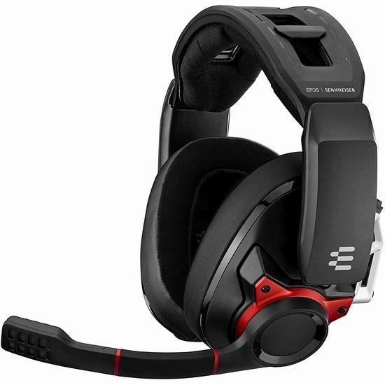 历史新低!Sennheiser 森海塞尔 GSP 600 头戴式降噪游戏耳机6.9折 229加元包邮!