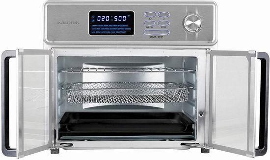 Kalorik 26夸脱Maxx空气炸锅/烤箱 199加元,原价 239.99加元,包邮
