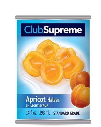 Club Supreme水果罐头 1.68加元,多种味道可选!