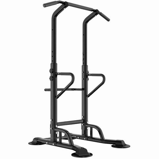 sogesfurniture BHCA-PSBB002-N 多功能力量训练健身器 99加元限量特卖并包邮!