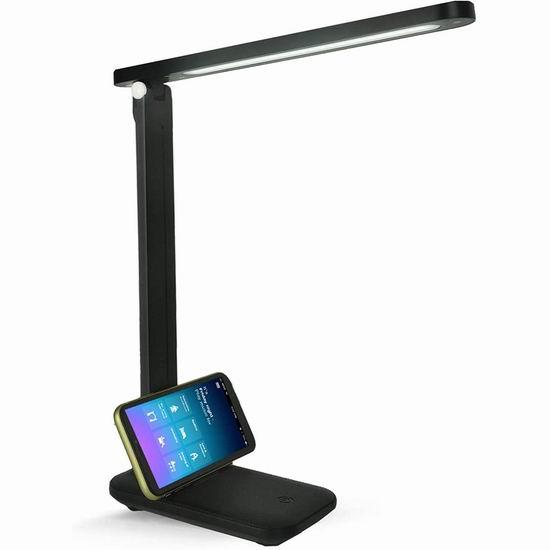 历史新低!LKESBO LED 护眼台灯 17.59加元!免税!