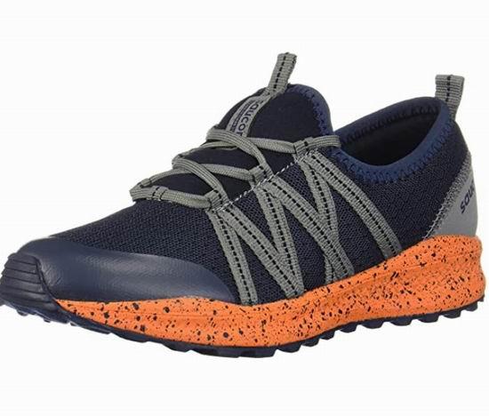 Saucony S-Versafoam 男童运动鞋 22.48加元(10.5码),原价 59.99加元