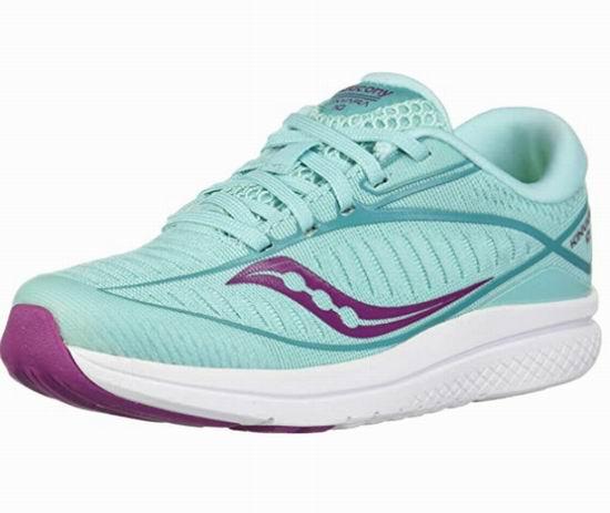白菜价!Saucony S-Kinvara 10 女大童运动鞋 21.76加元起,2色可1
