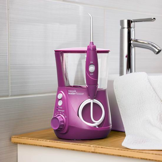 Waterpik Wp-665标准型冲牙器/水牙线 86.75加元,原价 99.99加元,包邮