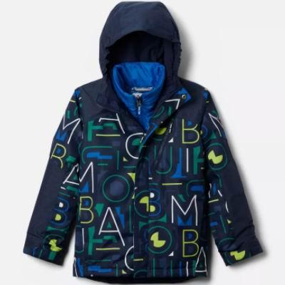 大量上新!Columbia冬季大促,精选成人儿童羽绒服、防寒服、雪地靴等3.7折起!