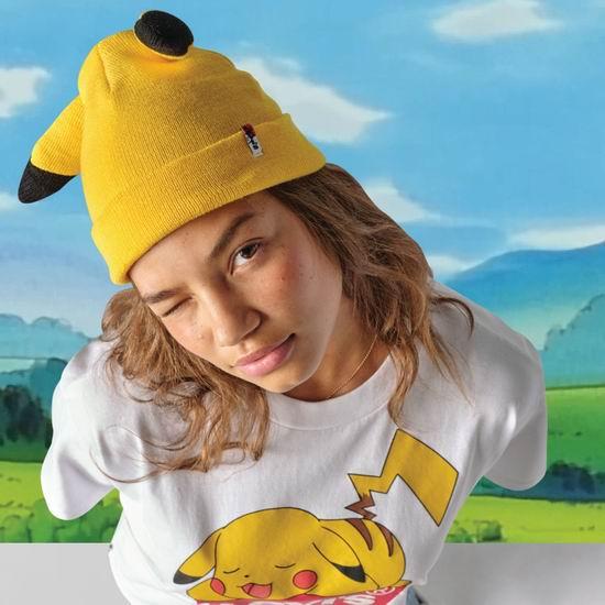 手慢断码! Levis × Pokémon 李维斯 x 宝可梦联名系列服饰7折起+满立减10加元
