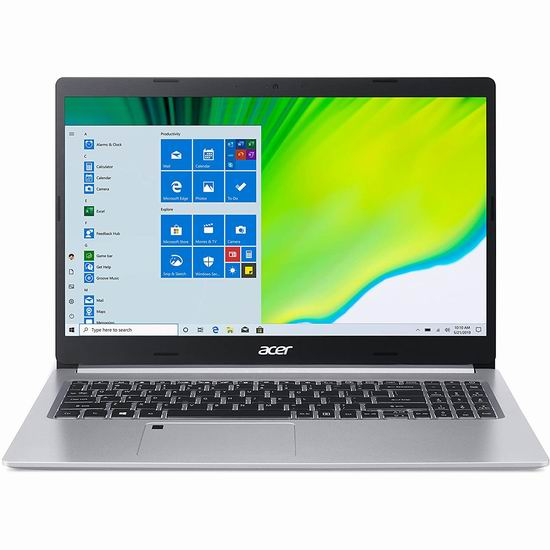 历史新低!Acer 宏碁 Aspire 5 15.6英寸超薄笔记本电脑(12GB, 512GB SSD) 758.98加元包邮!