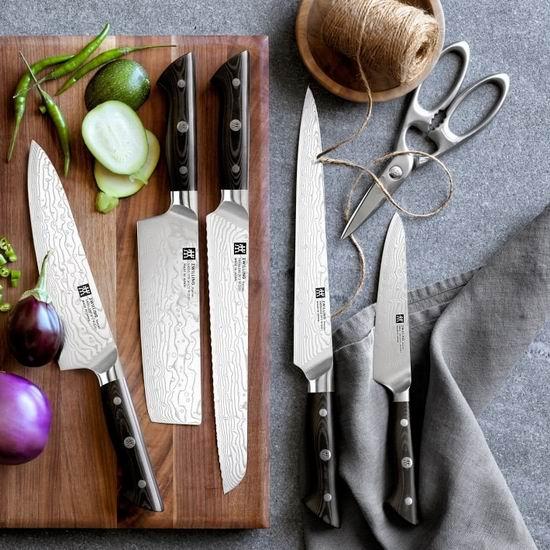 今日闪购:精选 Zwilling 双立人、Smeg 等品牌锅具、刀具、小家电、餐具等3折起+额外9折!