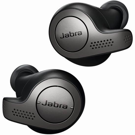 官翻 Jabra 捷波朗 Elite Active 65t 真无线耳机 44.99加元包邮!