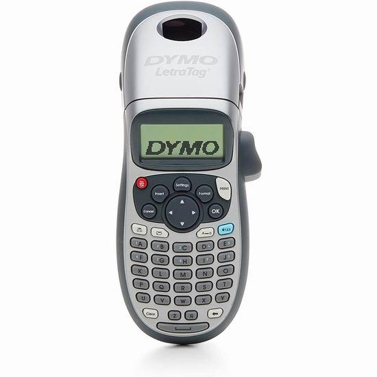 DYMO 达美 LetraTag LT-100H 手持式标签打印机5.1折 19.99加元!