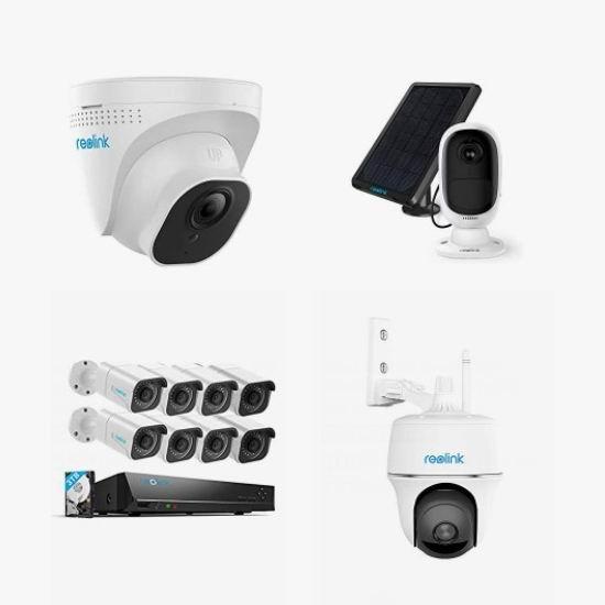 金盒头条:精选多款 Reolink 家用安防监控摄像头、监控系统6.8折起!低至55.19加元!