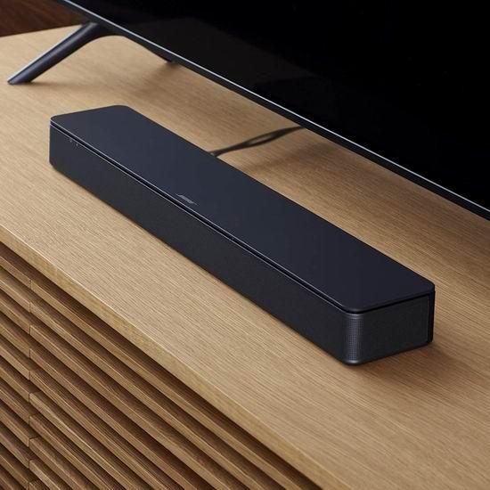 历史新低!Bose 家庭影院 蓝牙电视扬声器/条形音箱 268加元包邮!