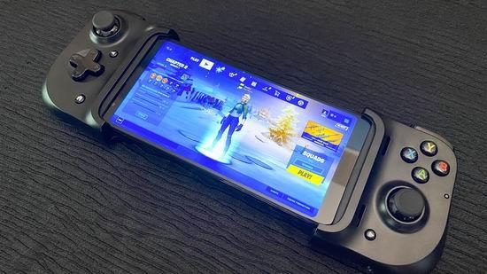 历史新低!Razer Kishi 雷蛇骑仕 iPhone版/安卓版 手机通用游戏手柄6.1折 79-109加元包邮!
