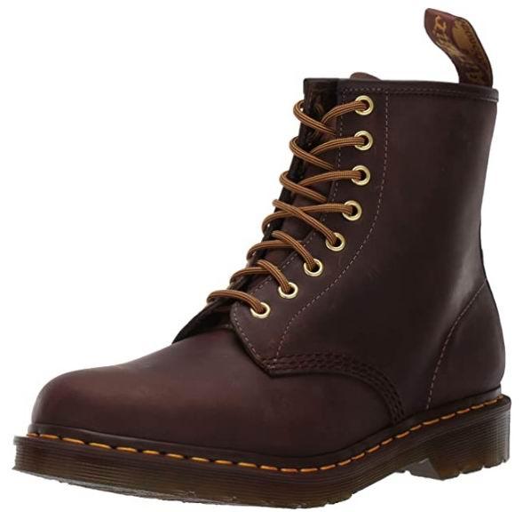 Dr. Martens 1460 Crazy男士马丁靴 169加元,官网原价 200加元,包邮