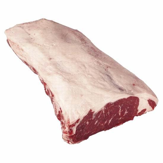 Costco Whole Strip Loin 6.5公斤整牛排1.5折 24.94加元包邮!原价高达161.79加元!