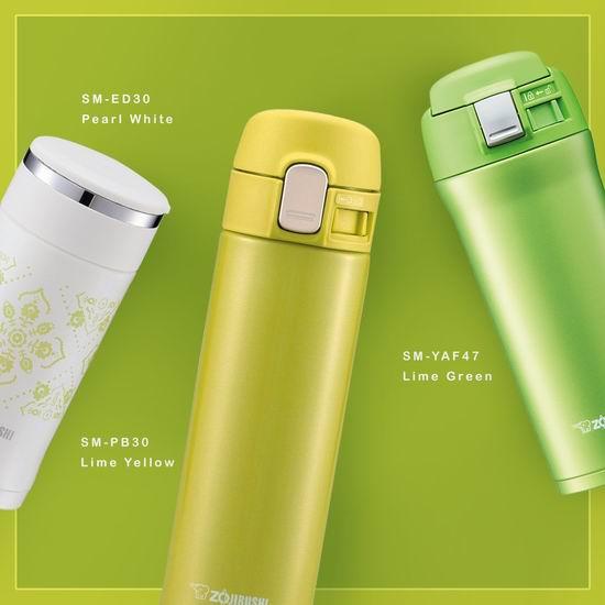 历史新低!Zojirushi 象印 SM-PB30-YP 柠檬黄 300毫升 超轻不锈钢保温杯6.6折 29.79加元!