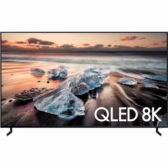 历史新低!Samsung 三星 55英寸 Q900R 8K量子点 智能电视4.6折 2069.99加元包邮!