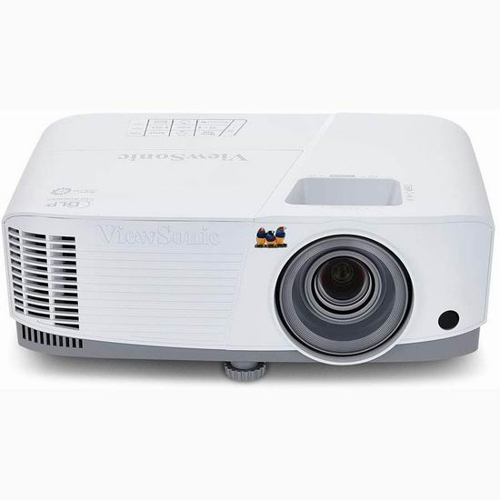 历史新低!ViewSonic 优派 PA503X 3600流明 XGA 家用及办公投影机6.1折 301.71加元包邮!