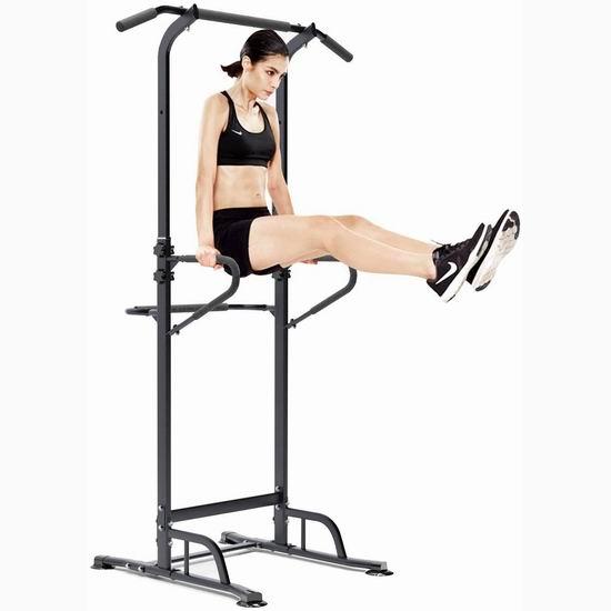 历史新低!sogesfurniture 多功能力量训练健身器 99加元包邮!