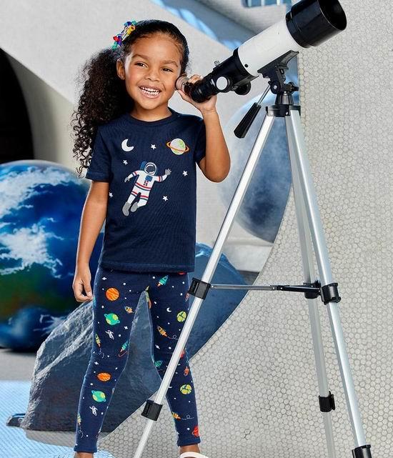 美国儿童品牌!Gymboree 可爱T恤睡衣套装 5折 19.98加元起+包邮!