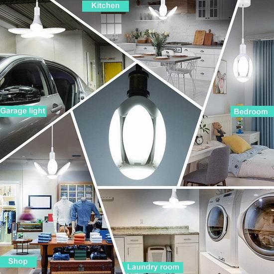 金盒头条:精选3款 FALIVE 超亮LED节能照明灯/地库车库灯 37.99-47.99加元包邮!