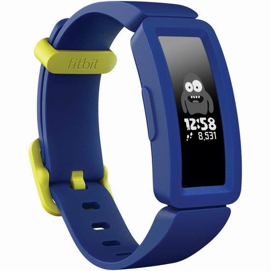 Fitbit Ace 2 儿童运动手环6折 59.98加元包邮!