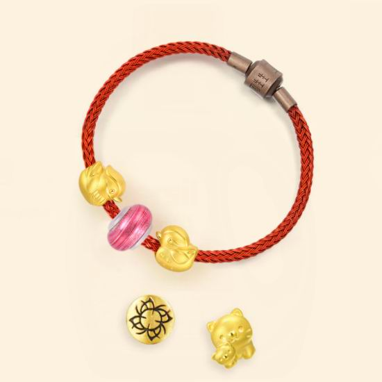 上新!Chow Sang Sang 周生生官网大促,指定款黄金珠宝首饰、手链串饰7折起!