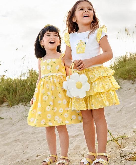 折扣升级!Gymboree 女童小雏菊系列服饰、配饰 4折 10.78加元起+包邮!