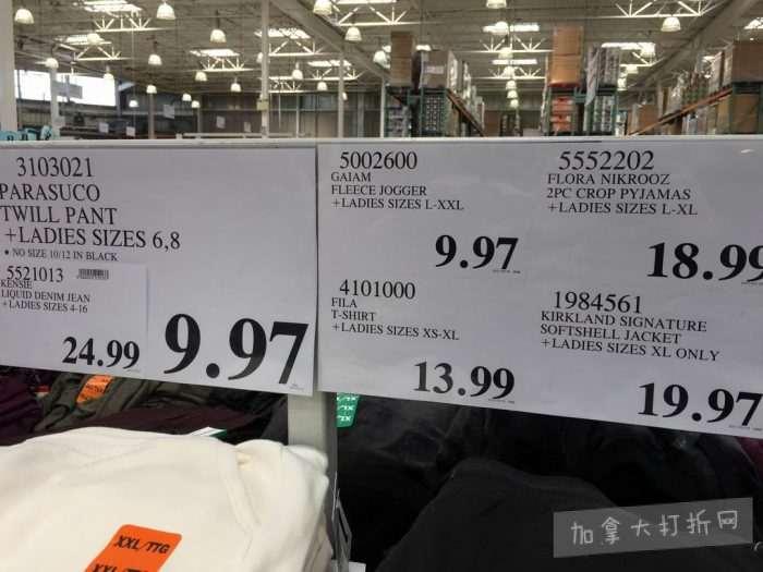独家!【加东版】Costco店内实拍,有效期至3月28日!粉胶.99、40吋电视9.97、Fila潮鞋.99、Puma运动裤.97、CK夹克.99、海鳟减、三文鱼.99、书桌9.99、练习题.99!