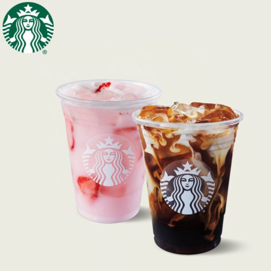 Starbucks 星巴克 手工咖啡 买一送一!3月29日截止!