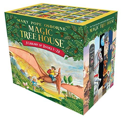 国宝级童书 《Magic Tree House:神奇树屋》28.04加元起,纽约时报畅销榜的常青树