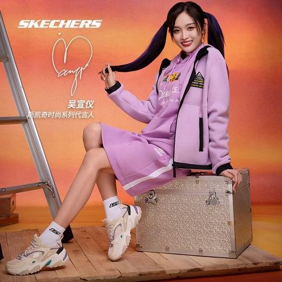 Skechers 斯凯奇 时尚运动鞋、休闲鞋4.7折35加元起+满立减10加元