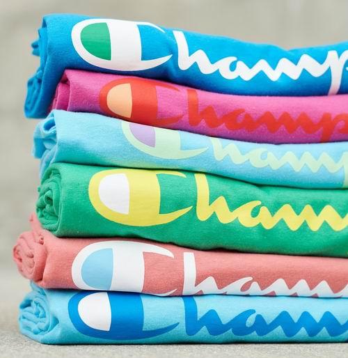 Champion精选经典T恤、运动衫、运动裤、双肩包4.6折起:T恤 13.94加元!