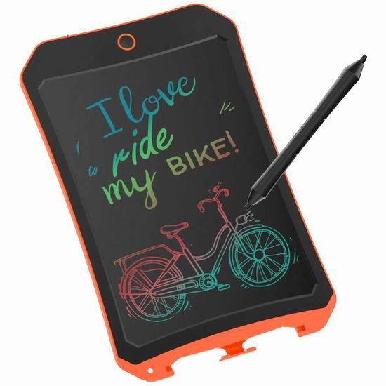 历史新低!mom&myaboys 8.5英寸 LCD 电子写字板/画板 7.99-9.19加元清仓!10款可选!
