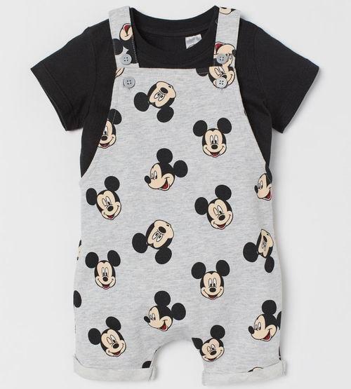 H&M 迪士尼 米奇米妮/小熊维尼系列儿童夹克、卫衣、毛衣、套头衫 12.99加元起