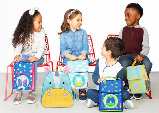 全场Skip Hop妈咪包、爬行垫、玩具、书包、水杯、餐盘 7.5折
