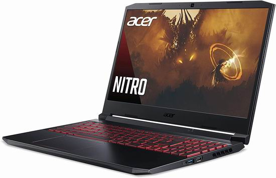 Acer 宏碁 15.6英寸游戏笔记本电脑(16GB, 512GB SSD, GTX1650Ti)6.1折 861.52加元包邮!