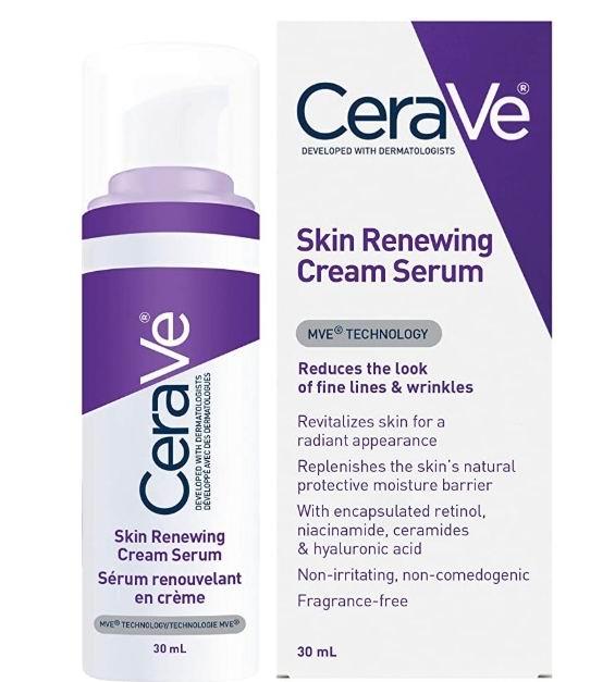 CeraVe抗衰老视黄醇脸部精华 30毫升 23.99加元,原价 25.97加元