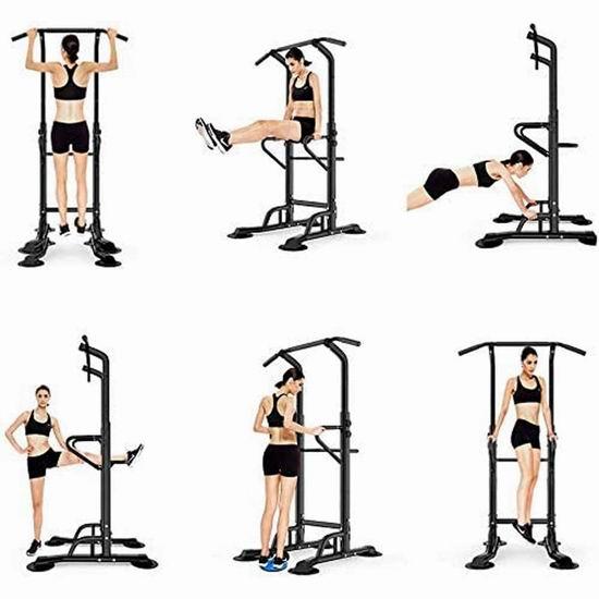 历史新低!SDHYL 多功能力量训练健身器 79.99加元包邮!