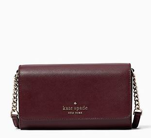 Kate Spade惊喜大促!精选手袋、钱包、首饰、服饰等2.5折起+无门槛包邮!斜挎包、托特包!