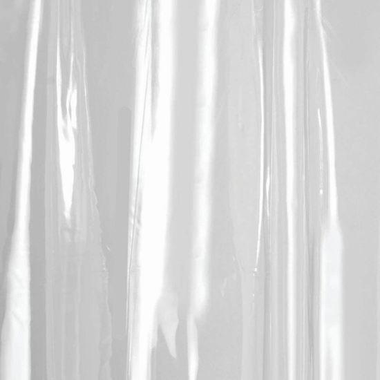历史新低!iDesign Vinyl 防霉抗菌透明浴帘3.8折 7.01加元!