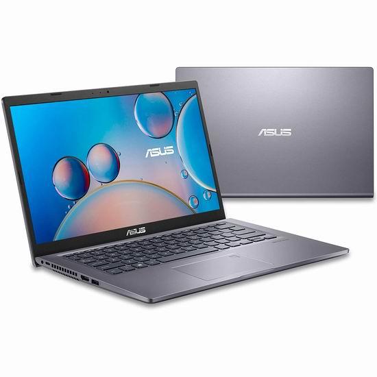 历史新低!ASUS 华硕 VivoBook M415 14英寸超轻薄笔记本电脑(8GB, 256GB SSD) 499加元包邮!
