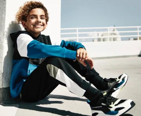 PUMA 儿童服饰、运动鞋 5.8折起+额外 8折,折后低至11加元
