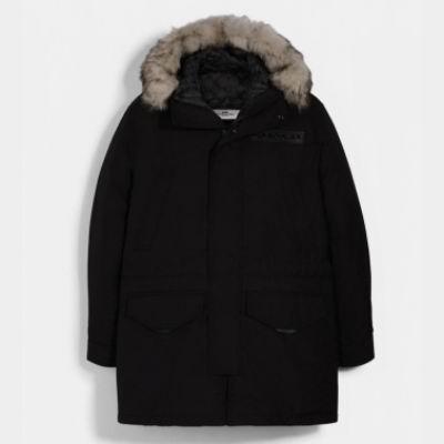 Coach Outlet精选男士双肩包、腰包、钱包、服饰、皮鞋、运动鞋3折起+额外8.5折+送价值18美元口罩+包邮!